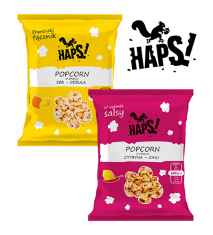 Popcorn Haps