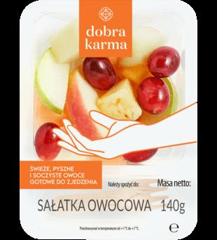 Owoce krojone mix