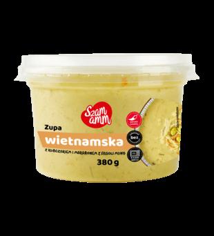 Zupa wietnamska Szamamm