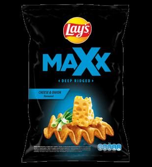 Chipsy Lay's MAXX