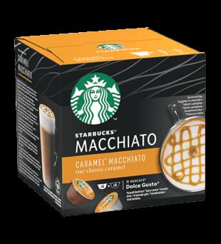 Kawa Starbucks Dolce Gusto