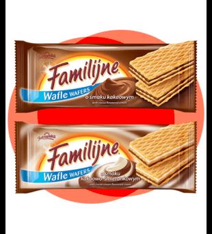 Wafle Familijne Jutrzenka