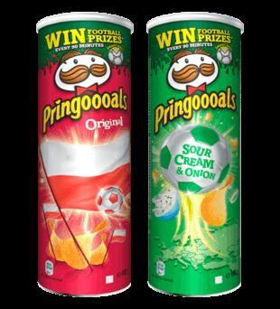 Chipsy Pringles