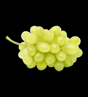 Winogrono jasne bezpestkowe
