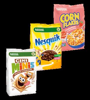 Płatki Nestlé