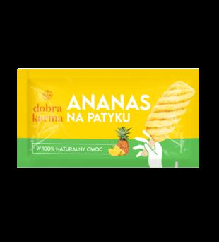 Ananas na patyku