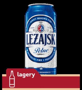 Piwo Leżajsk Pełne