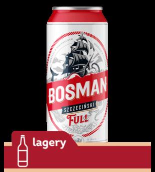 Piwo Bosman Full