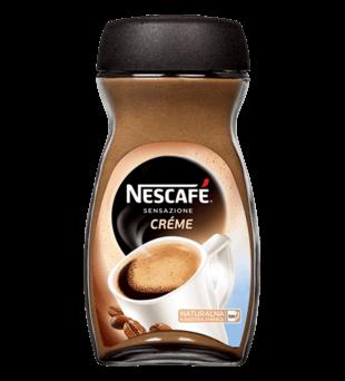 Kawa Nescafé Sensazione Créme, Classic