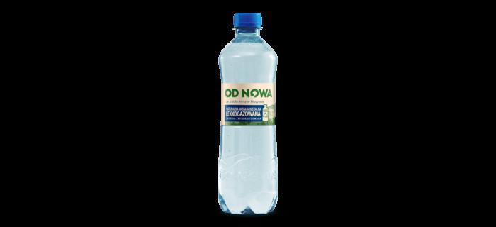 Woda mineralna OD NOWA