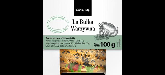 La Bułka Warzywna