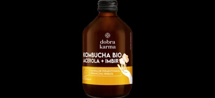 Kombucha Bio Acerola+Imbir