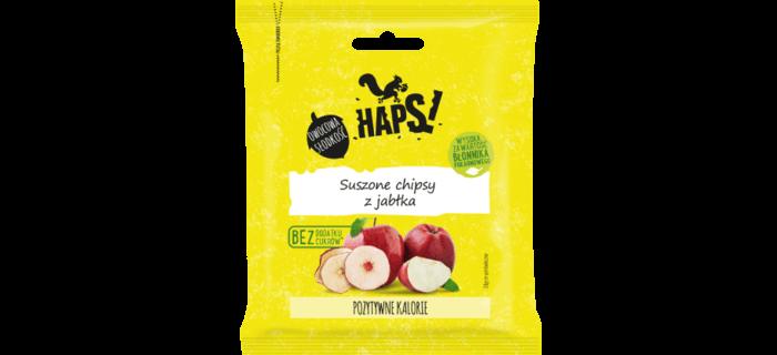 Haps Suszone chipsy z jabłka