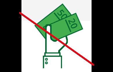 Unikaj płatności gotówką