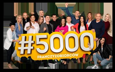 """5000 franczyzobiorców powiedziało """"tak"""" Żabce"""